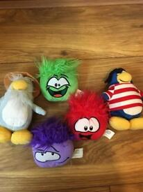 Club Penguin Sensei, Pirate and puffles