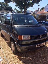 VW T4 automatic 7 seater day van and camping a
