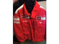 Ducati Moto GP Team Jacket
