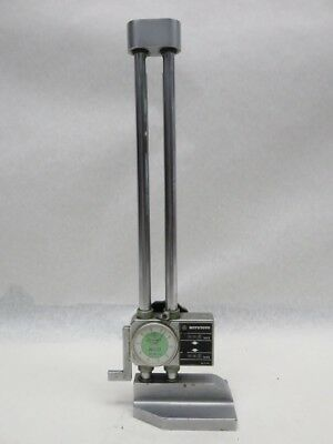 Mitutoyo Precision No. 192-116 .001-12 Twin Beam Dial Height Gauge