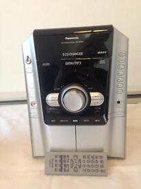 Panasonic CD stero system SA- AK240