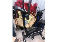 Selling an exercise bike in excellent condition only used a couple of times but no longer needed.