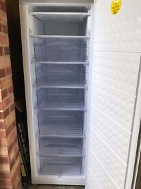 Fabulous White Zanussi Freezer