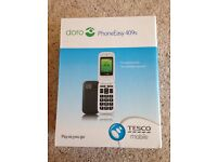 Doro phoneEasy Mobile boxed used but in good condition