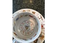 Fortune tellers teacup and saucer