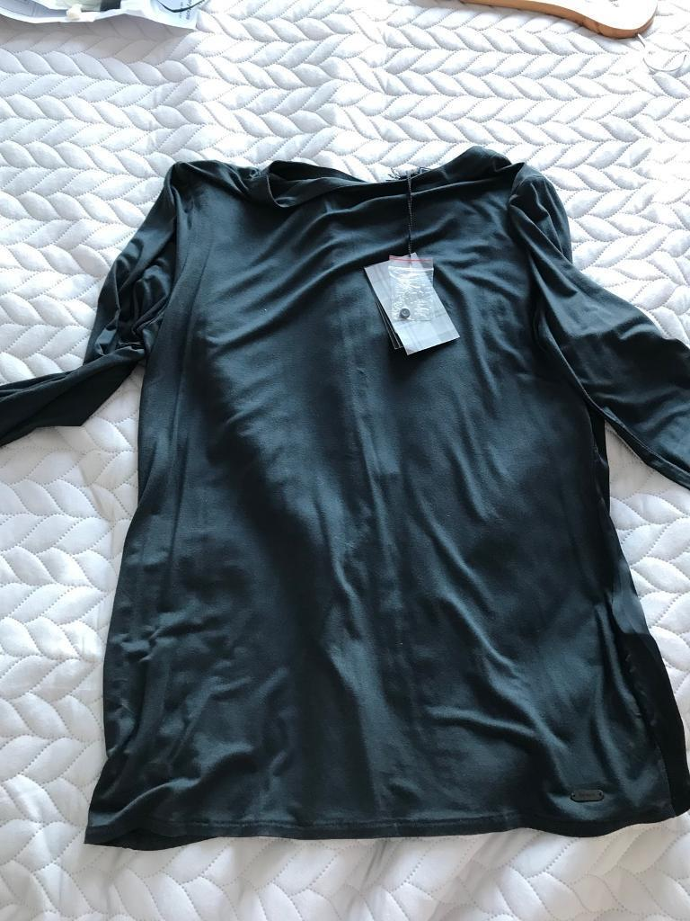 Brand New Barbour Top with tags