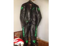Dainesse leathers size 50 like new