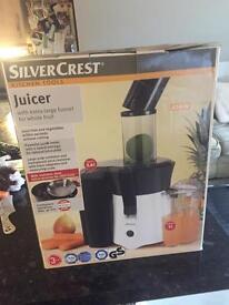 Juicer - Whole fruits 450w