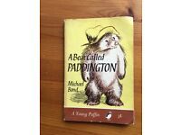 Used, A Bear Called Paddington by Michael Bond for sale  County Durham