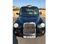 LTI TX4 59 Reg London Taxi Black Cab