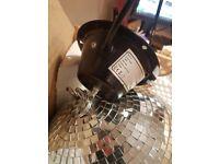 Motorised Mirrorball 30cm