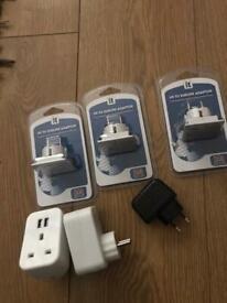 Travel plugs uk to eu