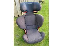 Maxi cosi child car seat isofix. 15-36kg