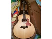 ***SOLD*** TAYLOR GS MINI SPRUCE TOP WITH ES GO PICKUP INSTALLED