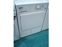 Miele Condenser Dryer Delivery Available Bedford Area