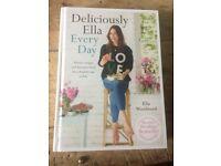 Deliciously Ella Every Day hardback recipe book, great condition