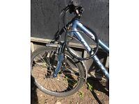 Women's Hybrid Ridgeback bike