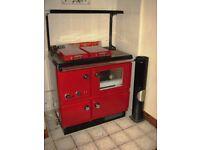 Stanley Superstar Range Oven LPG