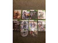 10 Xbox 360 games