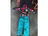 Small Nikita ladies ski jacket and trousers