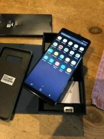 Samsung Note 8 Phone