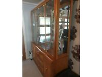 Solid Wood Sideboard Unit