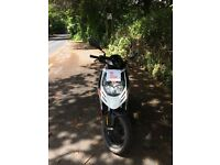 Aprilia sr50 moped scooter
