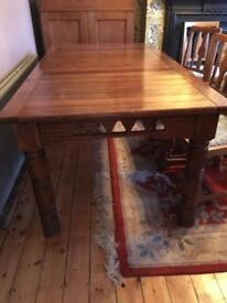 John Lewis dining room table