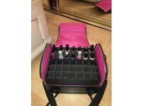 OPI Nail Tech Case - Great Condition