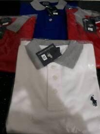 Ralph Lauren kids polo shirts