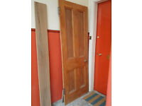 Traditional solid wood door 750x 2040