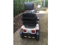 TGA BREEZE IV mobility scooter
