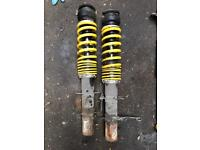 Mk4 Golf FK coilovers