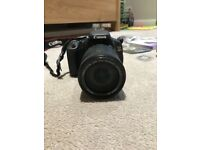 Canon 600D Digital SLR Camera + Canon 18-135 mm Lens