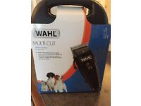 Wahl Multicut professional dog clipper kit