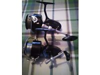 Pair of Mitchell Spinning Reels