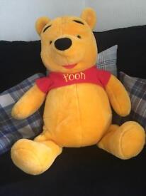 Large Winnie the pooh bear