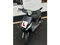 Extremely Reliable Piaggio Zip 50cc - Black - Only 1 Owner
