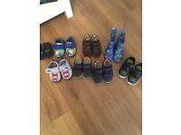 Toddler boy shoes 4&5