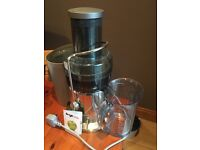 Sage by Heston Blumenthal the Nutri Juicer - Silver.