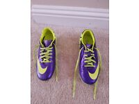 Nike kids football boots