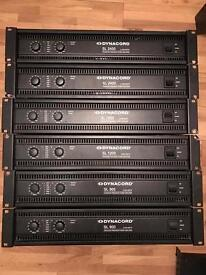 6 Dynacord Amplifier