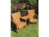 Garden chairs (Twin companion set)