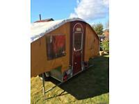Camping Dandy Dart folding camper / tent