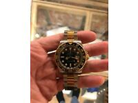 Rolex GMT Master II (Gold / Steel)