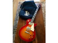 Epiphone by Gibson Les Paul Standard Flametop 2006 with Gibson Carrycase