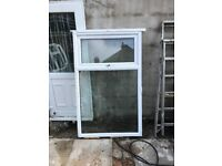 Large double glazed window 162 x 102