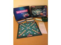 Scrabble original 100% complete (opened once, never used)