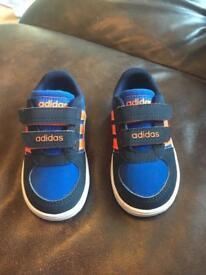 Adidas Gazelle Junior Trainers size 4K