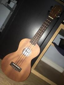 Redwood ukulele. Excellent condition